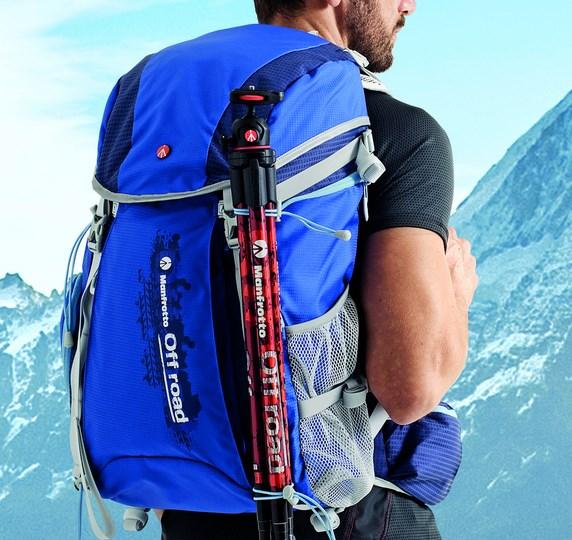 7a11333fa9 A hátizsák teljesen túrázó hátizsákká alakítható a belső elosztó  kicipzározásával, és a kameratok kivételével.