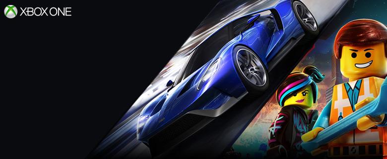 Válassz és csapj le egy Xbox One konzolra még ma!