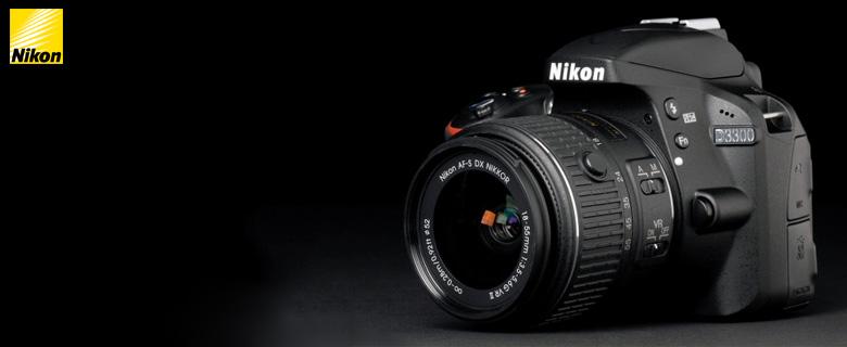 Nikon D3300 digitalni fotoaparati u ponudi!