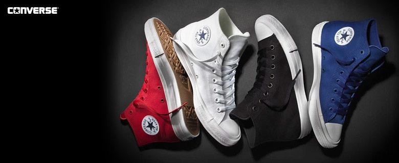 20% zľava na platenú obuv Converse!!!