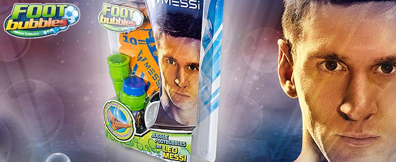 Messi buborékfoci