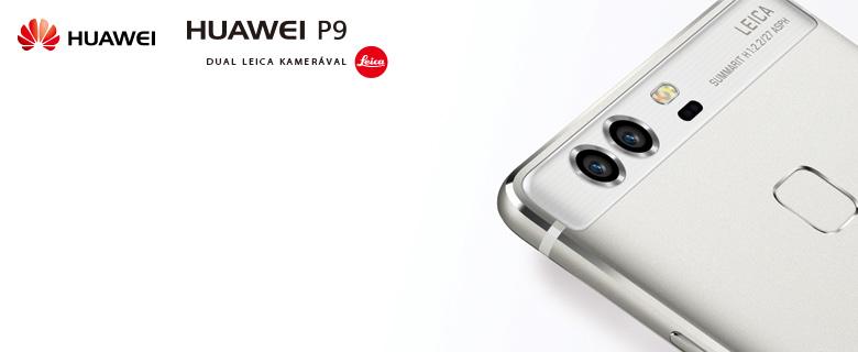 Újdonság! Huawei P9