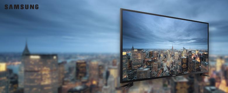 Samsung UE43JU6000WXXH SMART LED Televízió 10.000 Ft kedvezménnyel!