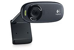 Logitech C310 HD webkamera