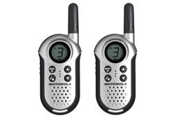 Motorola TLKR-T4 adó-vevő készülék